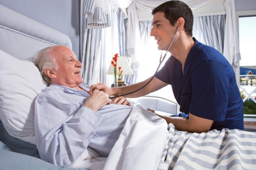 זכויות קשישים באשפוז