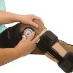 אדם קטוע גפיים בבדיקה רפואית