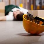 אדם שנפגע בתאונת עבודה